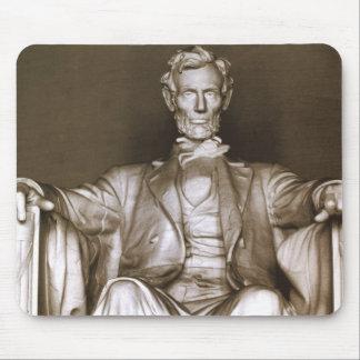El Lincoln memorial Mousepad