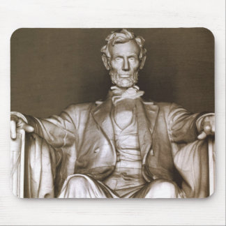 El Lincoln memorial Mousepad Alfombrilla De Raton