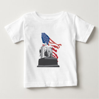 el Lincoln memorial Playeras