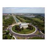 El Lincoln memorial Postales