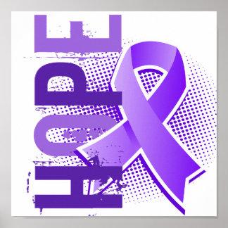 El linfoma de Hodgkin de la esperanza 2 Posters