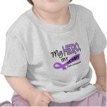 El linfoma de Hodgkin MI HÉROE MI MAMÁ 42 Camisetas