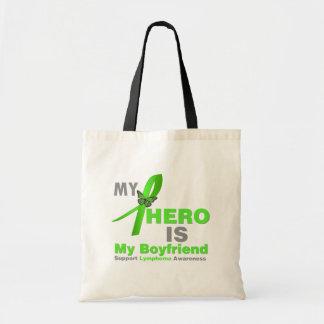 El linfoma mi héroe es mi novio bolsa de mano