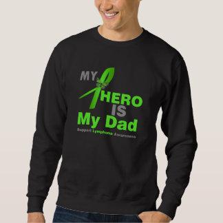 El linfoma mi héroe es mi papá suéter