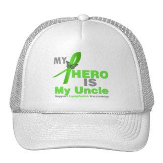 El linfoma mi héroe es mi tío gorras de camionero
