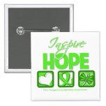 El linfoma Non-Hodgkin inspira esperanza Pin