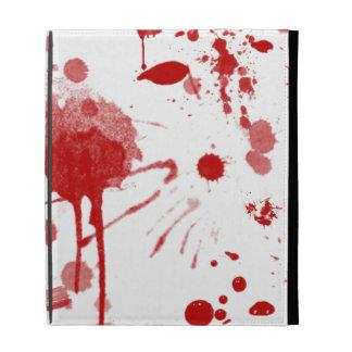 El lío sangriento gotea el color de encargo BG de