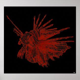 El Lionfish 2 Impresiones