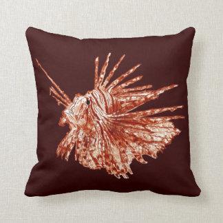 El Lionfish Cojin