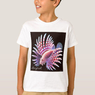 El Lionfish embroma la camiseta