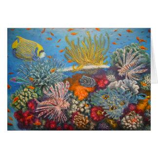 el lionfishpainting felicitación