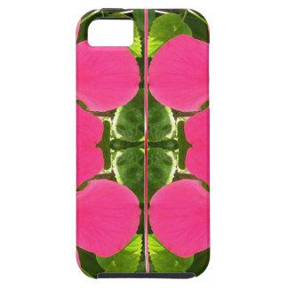 El lirio rosado de Lilly florece a revendedores de iPhone 5 Case-Mate Protector