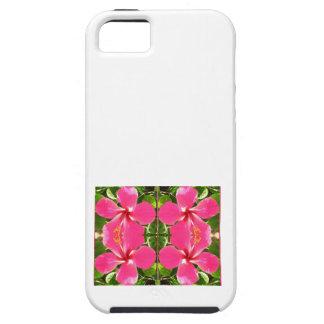El lirio rosado de Lilly florece a revendedores de iPhone 5 Fundas