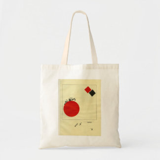 El Lissitzky- Flying to earth from a distance Tote Bag