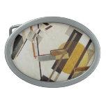 EL Lissitzky- Proun 19D Hebilla Cinturon Oval