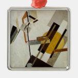 EL Lissitzky- Proun 19D Ornamento Para Reyes Magos