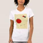 EL Lissitzky- que vuela a la tierra de una distanc Camisetas