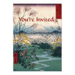 El llano de Otsuki, le invitan Invitación 12,7 X 17,8 Cm
