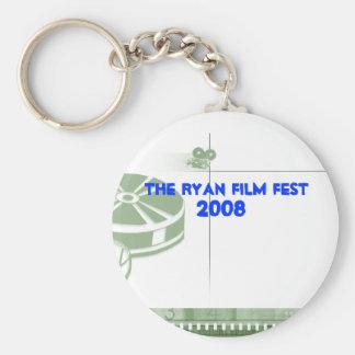 El llavero 2008 del Fest de la película de Ryan
