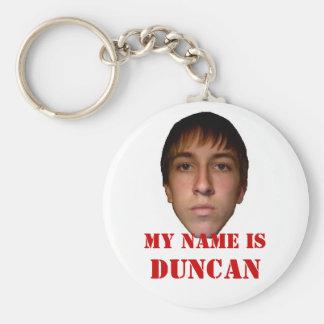 El llavero 2010, mi nombre es Duncan