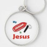 El llavero con mi salvavidas es Jesús