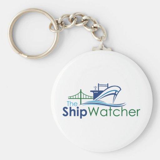 El llavero del vigilante de la nave