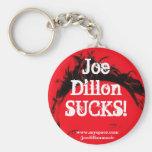 ¡El llavero Joe Dillon CHUPA!
