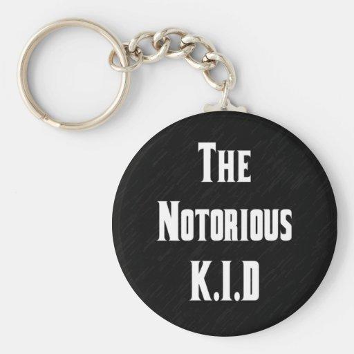 El llavero notorio de K.I.D