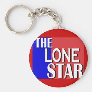El llavero solitario de la estrella