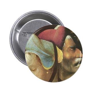 El llevar de la cruz de Hieronymus Bosch Pin