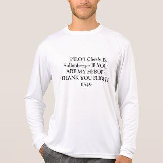 El lll EXPERIMENTAL de Chesly B. Sullenberger Camisetas