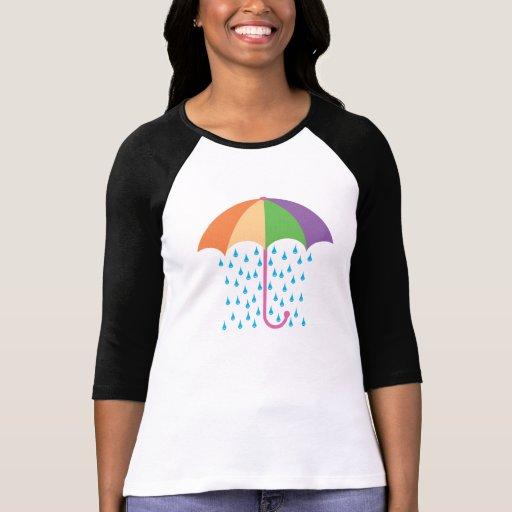 el llover camisetas