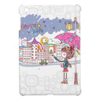 El llover iPad mini cárcasas