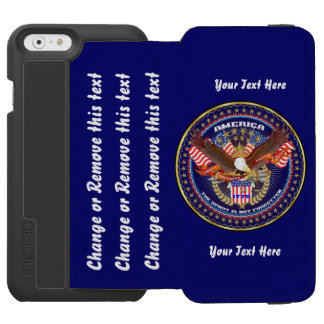 El lo mejor que se puede hacer de la política va funda billetera para iPhone 6 watson