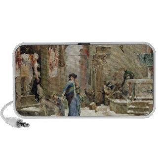 El lobo de Gubbio, 1877 Altavoces De Viajar