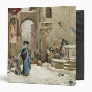 """El lobo de Gubbio, 1877 Carpeta 1 1/2"""""""