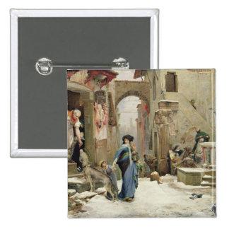 El lobo de Gubbio, 1877 Pins