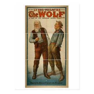 El lobo postal
