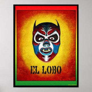 El LOBO Poster!