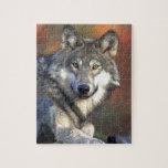 El lobo puzzle