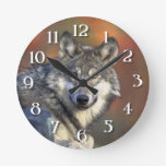 El lobo reloj