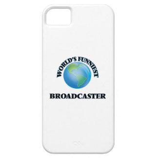 El locutor más divertido del mundo iPhone 5 carcasa