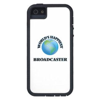 El locutor más feliz del mundo iPhone 5 Case-Mate cobertura