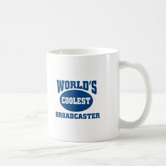El locutor más fresco tazas de café