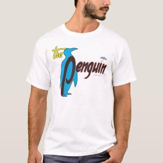 El logotipo 2 del pingüino playera