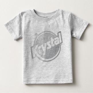 El logotipo de Krystal se descoloró T Shirts