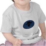 El logotipo del bandido de Manhattan Camisetas
