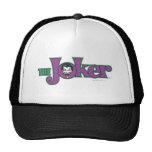 El logotipo del comodín gorras de camionero