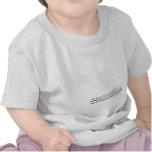 El logotipo del JR Camiseta