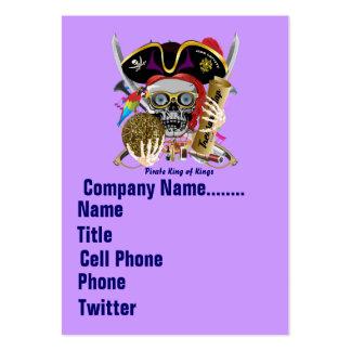 El logotipo dual del carnaval ve por favor notas tarjetas de negocios